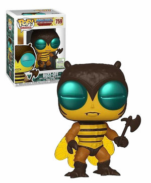 Masters of the Universe - Buzz-Off Pop! Vinyl #759
