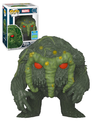 Marvel - Man-Thing SDCC2019 Pop! Vinyl #492