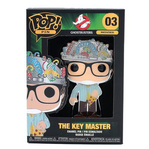 Ghostbusters - The Keymaster Pop! Enamel Pin