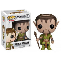 Magic The Gathering - Nissa Revane Pop! Vinyl #04