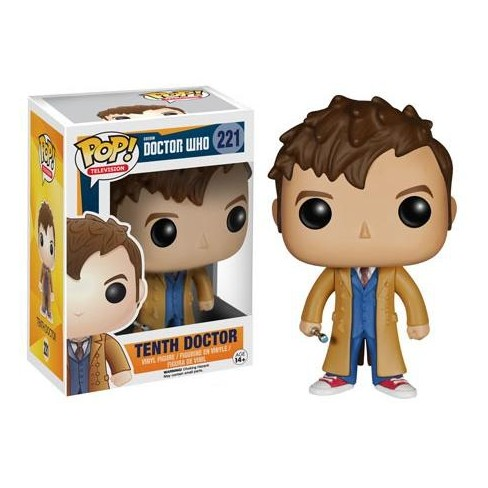 Dr Who - Tenth Doctor Pop! #221