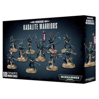 Drukhari Kabalite Warriors