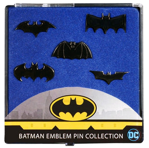 Batman 5 pk Pins
