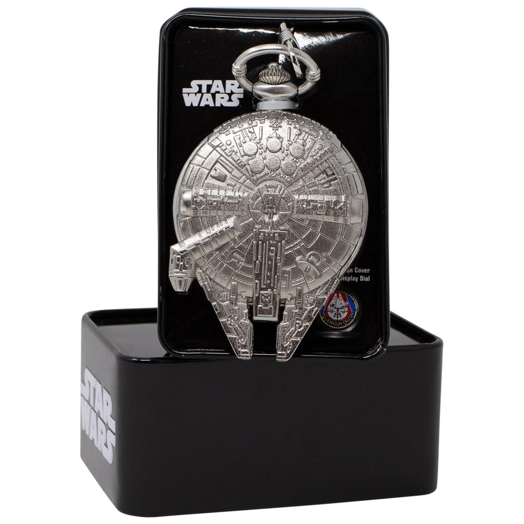 Star Wars Falcone Pocket Watch