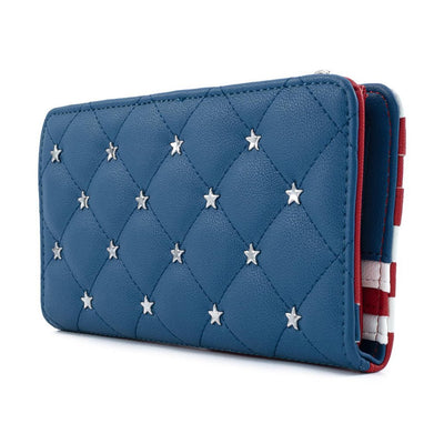 Loungefly - American Quilted Purse