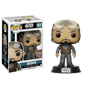 Star Wars - Rogue One Bodhi - 2017 NY Summer Convention Pop! #183