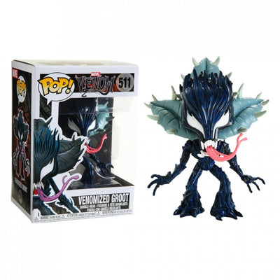 Venom - Venomized Groot Pop! #511