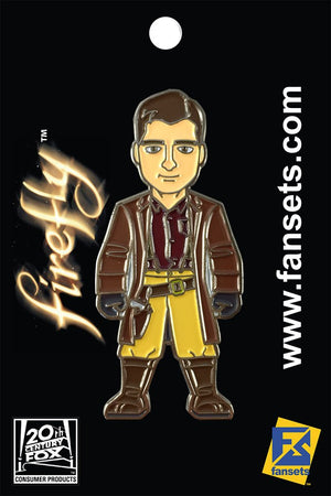 Firefly Renynolds Pin