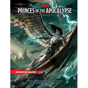 D & D Elemental Evil Princes Of The Apocalypse