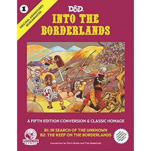 D&D Into The Borderlands