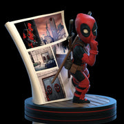 Marvel - Deadpool Q-Fig 4D