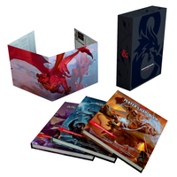 D & D Core Rulebook Gift Set