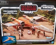 Star Wars Vintage Collection Poe Dameron X-Wing