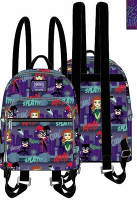 Loungefly - Ladies of DC Mini Backpack