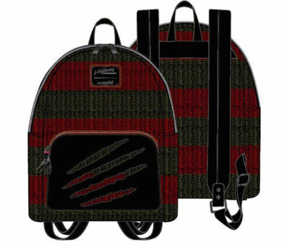 Loungefly - Nightmare on Elm Street Freddy Sweater Mini Backpack