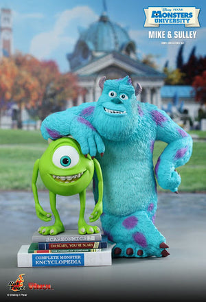 Monsters University - Mike & Sully Hot Toy
