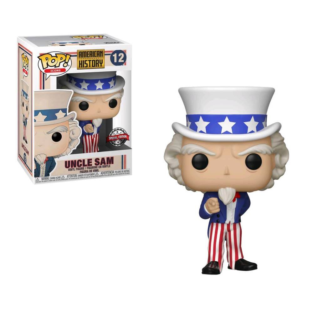 History - Uncle Sam Pop!