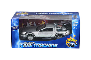 back to the future II delorean 1:24 scale