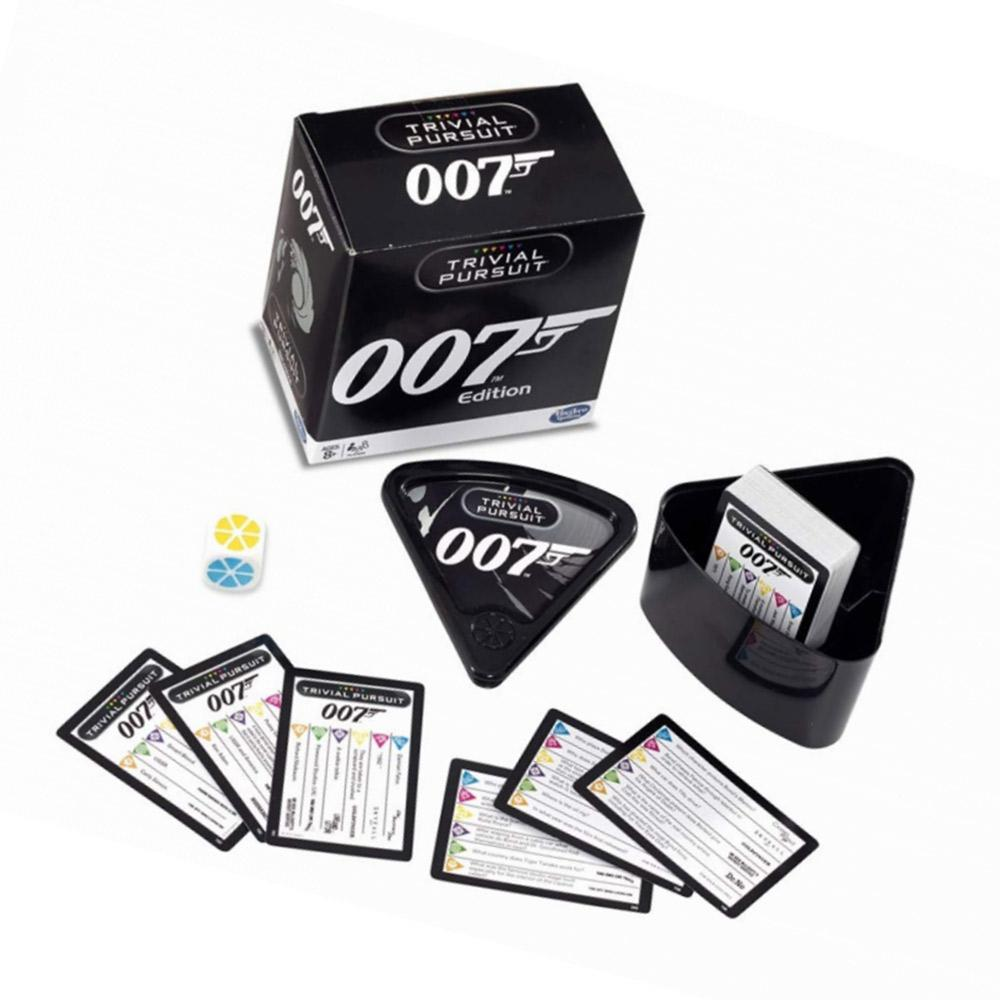 Trivial Pursuit - James Bond 007 Edition
