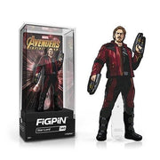 Avengers Assorted FIGPIN Enamel Pin - Star-Lord