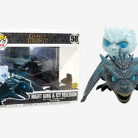 Game Of Thrones Night King On Viserion