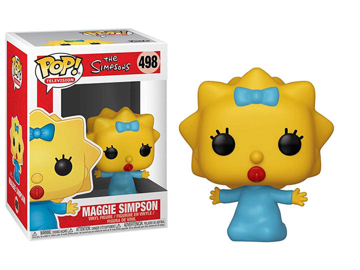 The Simpsons Maggie Pop!