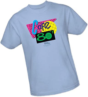 Back To The Future - 80s Cafe Tshirt (Large)