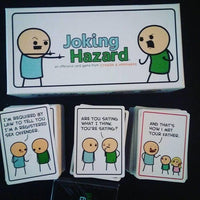 Joking Hazard -Cyanide And Happiness