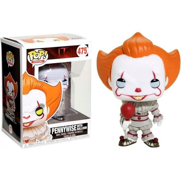 IT - Pennywise With Balloon Pop Vinyl #475
