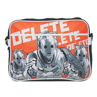 Doctor Who Cyberman Retro Bag