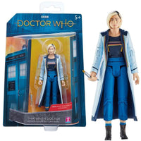 Doctor Who - Thirteenth Doctor 5.5 Action Figure
