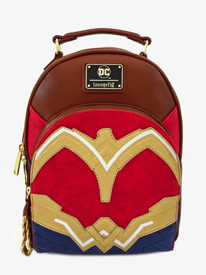 Wonder Woman Costume Backpack
