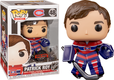 NHL Hockey Patrick Roy Pop! #48