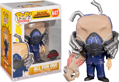 My Hero Academia - All for One Charged Pop! #647