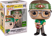 The Office - Dwight Schrute Recyclops Pop! EC20 RS #938
