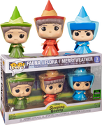 Sleeping Beauty - Fairies Pop! 3pk EC20 RS