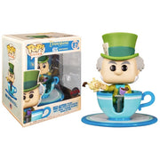 Disney 65th Anniversary Mad Hatter teacup Pop! Vinyl.Ride Rs