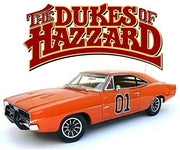 1:18 Dukes of Hazzard 1969 Dodge Charger (General Lee)
