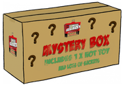 Mystery Box: The Biggest Of Boxes