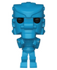 Mattel - Rock Em Sock Em Blue Bomber Pop! #14
