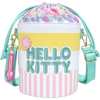 Hello Kitty Cup o Kitty Cross Loungefly Bag