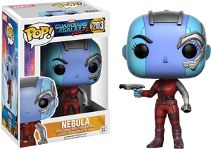 Marvel GOTG - Nebula Pop! Vinyl #203