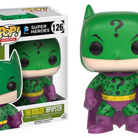 DC Super Heroes - The Riddler Impopster Pop! Vinyl # 126
