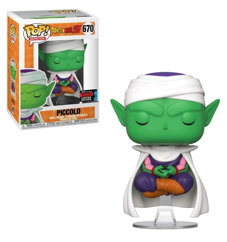 Dragon Ball Z - Piccolo Lotus Pop! Ny19 Rs