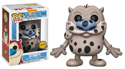 Ren And Stimpy - Stimpy Pop! CHASE #165