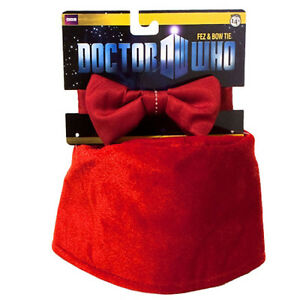 Doctor Who - Fez & Bow Tie Kit
