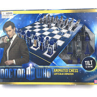 DOCTOR WHO CHESS