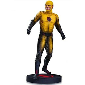 The Flash Tv Series Reverse Flash Statue
