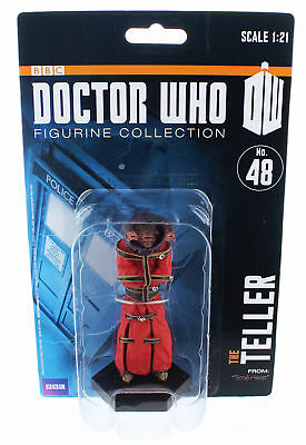 Doctor Who - The Teller, Figure Collection No. 48