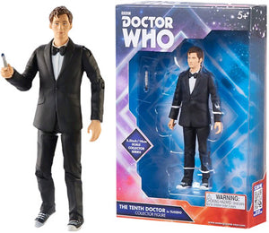 Doctor Who - Tenth Doctor in Tuxedo, Collector Figure